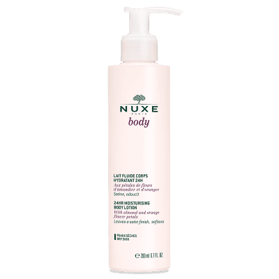 NUXE BODY Lait Fluide Corps 200ml