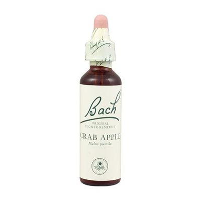 FLEURS DE BACH ORIGINAL CRAB APPLE 10