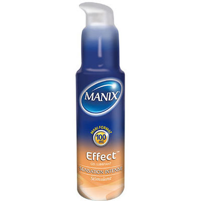 MANIX Gel Lubrifiant Effect 100ml
