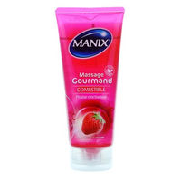 MANIX Gel de Massage Gourmand 200ml