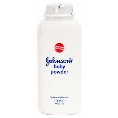 JOHNSON'S Baby Powder - 100g