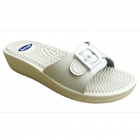 SCHOLL Fitness Massage Blanc 40