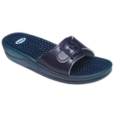 SCHOLL NEW MASSAGE Bleu Marine Pointure 39
