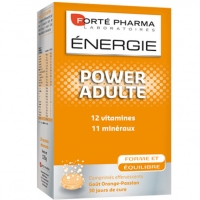 FORTE PHARMA Energie Power Adulte Effervescent