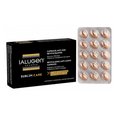 IALUGEN Advance Capsules Anti-âge