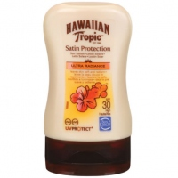 HAWAIIAN TROPIC Satin Protection Lotion Solaire SPF30
