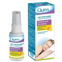 QUIES Anti-ronflement Spray Buccal
