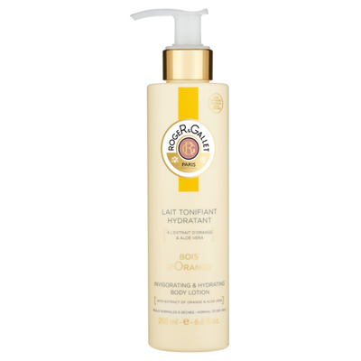 ROGER & GALLET Bois d'orange Lait Sorbet Tonifiant