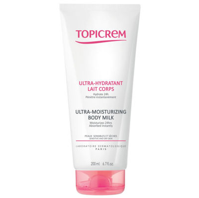 TOPICREM Ultra-hydratant Lait Corps - 200 ml