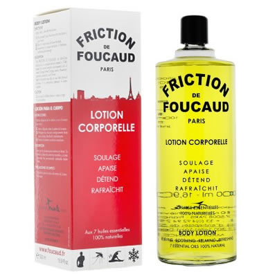 Friction de Foucaud Lotion Corporelle 500ml