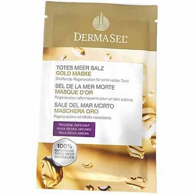 DERMASEL Masque d'Or