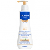 MUSTELA Gel Lavant Nourrissant au Cold Cream - 300ml