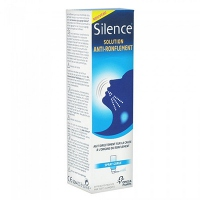 Silence Anti-ronflement Spray Gorge