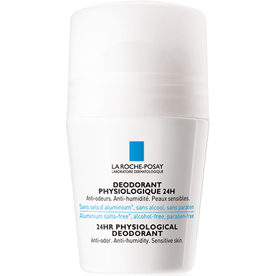 La Roche Posay Déodorant Physiologique 24h Roll-on