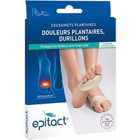 EPITACT Coussinets Plantaires Taille S