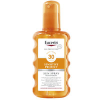 EUCERIN Sensitive Protect Sun Spray Transparent SPF30 200ml