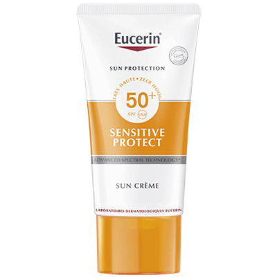 EUCERIN Sensitive Protect Sun Crème SPF50+ 50ml