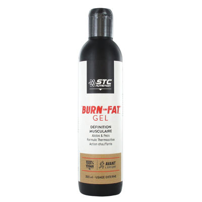 STC NUTRITION Burn Fat Gel