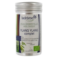 LADROME Huile Essentielle d'Ylang Ylang Complet