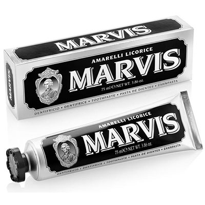 MARVIS Dentifrice Amarelli Licorice 25 ml