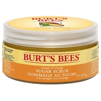Burt's Bees Gommage au Sucre Mangue Orange