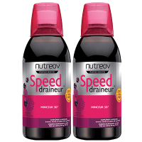 NUTREOV Speed Draineur Duo - Fruits Rouges