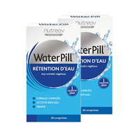 NUTREOV WaterPill Rétention d'Eau - Lot de 2