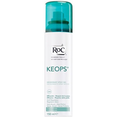 ROC KEOPS Déodorant Sec Spray
