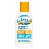 Quies Médusyl Lait Double Protection SPF30 - 120ml
