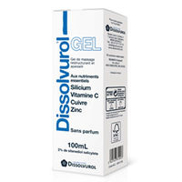 DISSOLVUROL Gel - 100ml