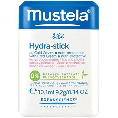 MUSTELA Stick Nourrissant au Cold Cream 10,1ml