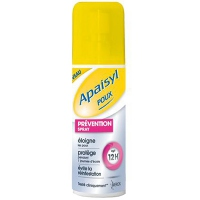 POUX APAISYL PREVENTION SPRAY 90ML