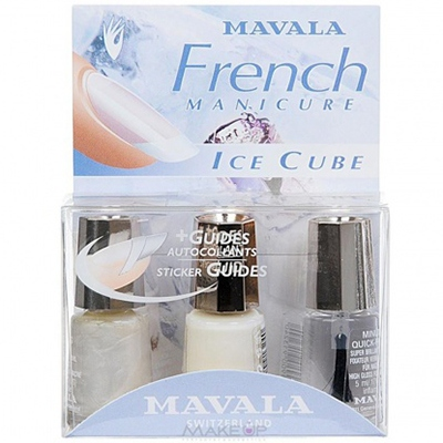 MAVALA Kit French Manucure Ice Cube