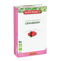 SUPER DIET Cranberry Bio
