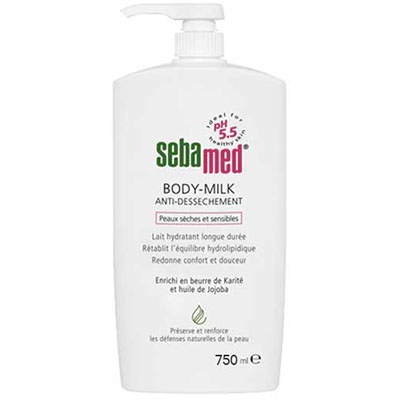 SEBAMED Body Milk - 750ml