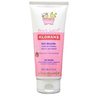 Klorane Petit Junior Gel Douche Framboise - 200ml