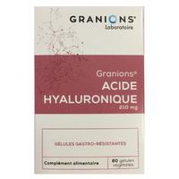 GRANIONS Acide Hyaluronique 200mg