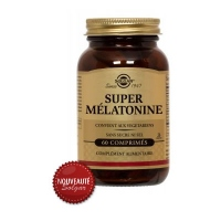 SOLGAR SUPER MELATONINE 1,9mg