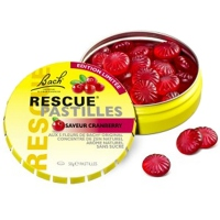 RESCUE PASTILLES CRANBERRY