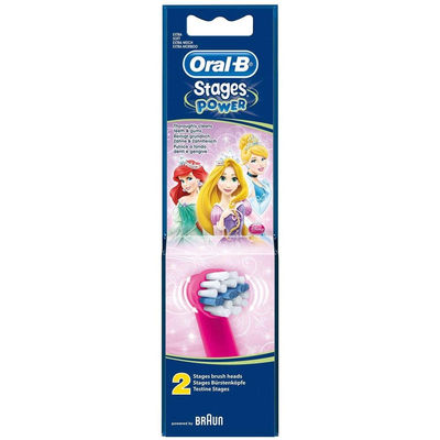 ORAL B Brossettes Stages Power Princesses