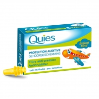 QUIES Protection Auditive Spécial Avion Enfant