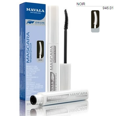 MAVALA Mascara Waterproof Noir 10ml