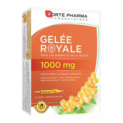FORTE PHARMA Gelée Royale 1000 mg