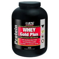 STC NUTRITION Whey Gold Plus Chocolat 2,2KG