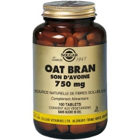 SOLGAR Oat bran Son d'avoine 750 mg