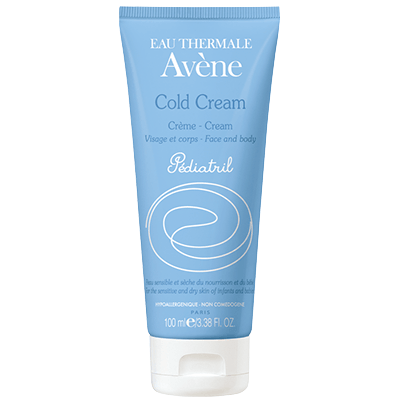 Avene Pediatril Cold Cream Crème Visage Corps 100ml