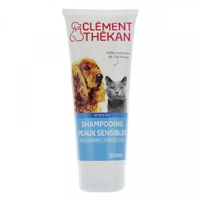 CLEMENT THEKAN Shampooing Peaux Sensibles