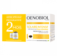 OENOBIOL Solaire Intensif Nutriprotection - 2x30 capsules