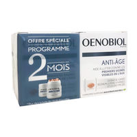 OENOBIOL Anti-âge - Lot de 2