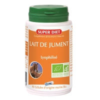 SUPER DIET Lait de Jument Bio
